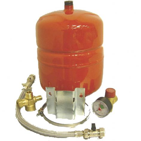 24 LITRE EXTRA Altecnic Complete Expansion Pressure kit. 24 litre vessel + fitting kit